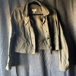 Cropped LOFT Jacket